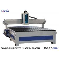 China T-Slot Table 3 Axis CNC Router Machine For Wood Engraving And Cutting on sale