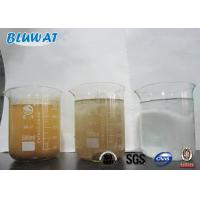 Cheap Instead Bentonite Blufloc Water Decoloring Agent BWD-01 Oily Wastewater Treatment for sale