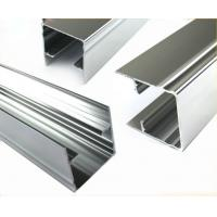 Chemically Polished Aluminum Angle Extrusion For Windows And Doors ISO9001 approved