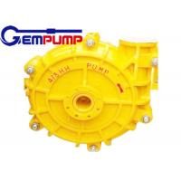 Yellow A05 3x2D Centrifugal Slurry Pump Gland seal Sealing type Manufactures