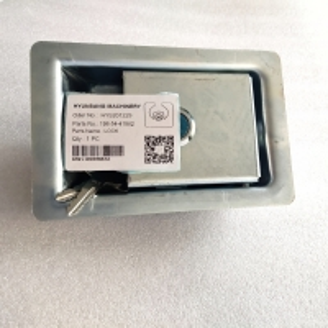 Excavator Parts Lock Assy 198-54-41982 1985441982 For Komatsu PC200-6 PC200-7 PC200-8 Manufactures