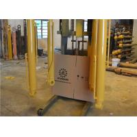 B229900002611 B229900002610 Excavator Hydraulic Cylinder  ,  Excavator Boom Cylinder For Sany SY65 SY75 Manufactures