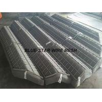 Complex Wire Mesh Demister Pad Waveform Type Higher Filtering Efficiency Manufactures
