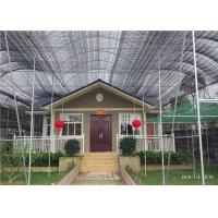 Buy cheap Environmental Friendly Light Steel Prefabricated House Easy To Built from wholesalers
