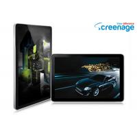 Cheap Super Thin 21.5 Inch Wall Mounted Digital Signage TFT Lcd Monitor AC 100V ~ 240V for sale