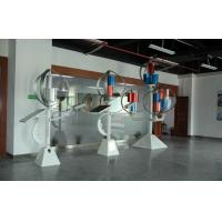 Commercial Vertical Axis Maglev Wind Turbine for Group Showroom Exhibition 200W - 3KW