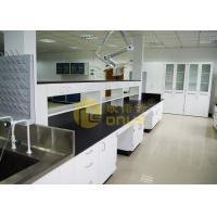 Epoxy resin worktop countertop with heat and chemical reagent resistant for hospital Manufactures