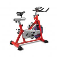 Household Stationary Gym Bike Equipment For Bodybuilding Hook Foot Design Manufactures