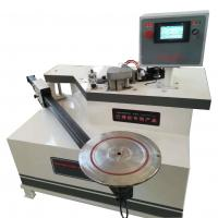 China 2019 new armed curve MDF manual edge banding machine on sale