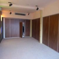Banquet Hall Acoustic Insulation Sliding Partition Walls No Floor Tracks Manufactures