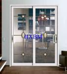 Modern House Design Aluminium Glass Sliding Windows For Commercial Building Manufactures