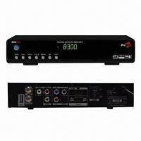 Buy cheap HD DVB-S Receiver with Parental/Receiver Lock Pro 830 from wholesalers