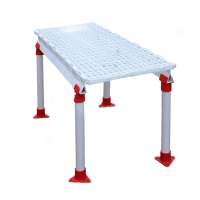 PVC Broiler Breeder Farms Poultry Slat Flooring Manufactures