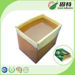 Cheap Pressure Sensitive Industrial Hot Melt Glue Block For Cockroach Traps Boxes for sale