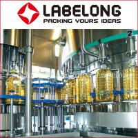 Cooking Oil Filling and Capping Machine For Big Bottle Manufactures