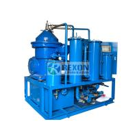 China Centrifugal Heavy Fuel Oil Purifier Oil Moisture Particles Removal System on sale