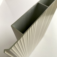 Buy cheap Anodizing GB/T 5237 Powder Coated Aluminium Extrusions 6063 from wholesalers