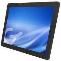 17 inch Fully Integrated Industrial LCD PCAP Touch Screen Monitor High Brightness for Outdoor Using Manufactures