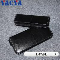Carrying Case Electronic Cigarette Accessories Portable Leather Zipper E-case Manufactures