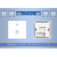 11n 2.4GHz 300Mbps Data Rate Wireless In-Wall Mounted Access Point For Home, Hotel, Hospital - Model PW535 Manufactures