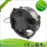48V Ebm Papst Axial Fans Speed Control For Machine Cooling Manufactures