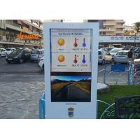 Cheap Restaurant Digital Signage LCD Advertising Player 42 Inch Sun Readable Information Billboard for sale