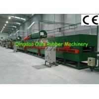 Thickness 6-50 mm Rubber Sheet Making Machine Closed Cell With Natural Gas Heating Manufactures