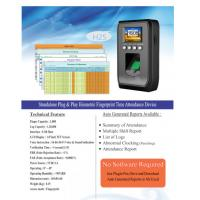 KO-H25 600 Fingerprint Users Fingerprint Time Attendance Manufactures