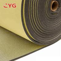 Double Sided Adhesive Fire Retardant Insulation Foam IXPE Sheet Shatter Proof Manufactures