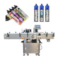 Buy cheap Wood Packaging Automatic Labeling Machine Electric Driven For Glass Bottle from wholesalers