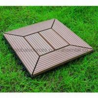 Eco-friendly Decking Board, Available in Various Colors, Easy to Install and Clean Manufactures