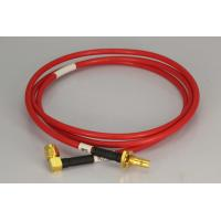 QMA RF Connector Coaxial Cable Female BH Connector To SMA Male Connectors Manufactures