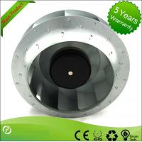 Electric Power Centrifugal Backward Curved Fan With PWM Control Manufactures