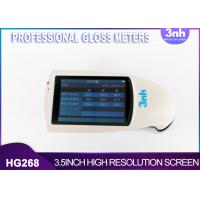 3NH Professional Patch Gloss Level Meter 20 60 85 Degree Gloss meters HG268 0-1000GU PC Software Manufactures