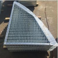 Outdoor Anti Slip Hot Dipped Galvanized Steel Grating 30 * 3mm For L Building Materials Manufactures