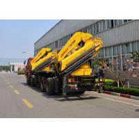 14 Ton Lifting Mobile Knuckle Boom Truck Crane SQZ420A Advanced development Manufactures