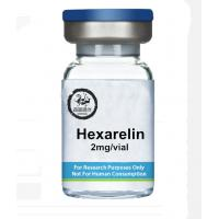 Cheap 2mg/vial Hexarelin CAS 140703-51-1 Hepls Anti Aging Properties Heals Skin for sale