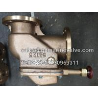 Bronze Angle Storm Valve,F3059,F3060 Vertical Storm Valve Manufactures