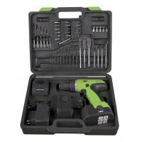 Powerful Cordless Drill Screwdriver Set / Home or Industrial Electric Wireless Tools Manufactures