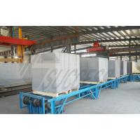 Energy Saving Autoclaved Aerated Concrete Production Line Large Capacity