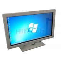 55 inch multi touch monitor with TV function HT-LCD55I for advertising / kiosks Manufactures
