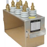 Electric Heating Water Cooled Capacitors 250KVAR / Surface Mount Capacitor Manufactures