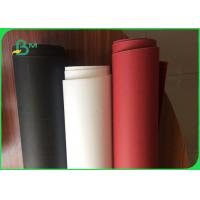 Non-Toxic Oil-Resistant Washable Kraft Paper Raw Materials For Tote Bag In Roll Manufactures