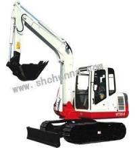 7 Ton Fashionable Track Excavator Manufactures