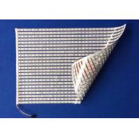 WS2813 Addressable Flexible LED PCBA 60 * 40 Pixel Panel RGB Full Color Manufactures