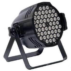 super brightness Red green blue RGBW dj LED par can stage light / lamp 60w / 120w Manufactures