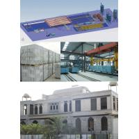 Sand Lime AAC Block Production Line Concrete Brick 50000m3 - 300000m3