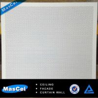 China Aluminum Ceiling Tiles and Aluminium Ceiling for Perforated Metal Ceiling on sale