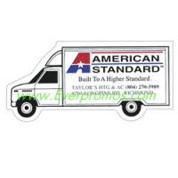 Moving Truck Shaped Magnet Manufactures