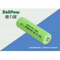+50 Degree High Temperature Rechargeable Battery AA 16000mAh
